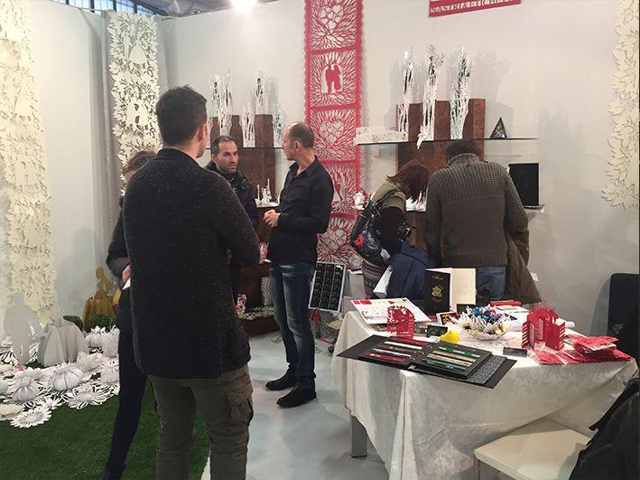 Esposizione fiera degli sposi 2017 Bergamo