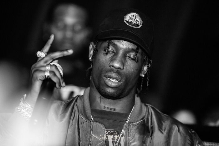 Travis Scott Announces Two New Projects