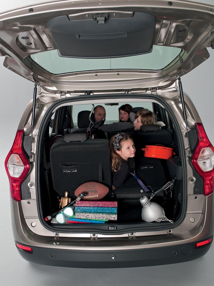 2013 Dacia Lodgy