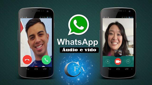 Neste vídeo vamos conhecer a novidade do aplicativo de mensagens Whatsapp no que se refere a utilização da chamada de áudio e de vídeo sem ter de desligar para efetuar a troca. Acesse: https://youtu.be/ptvfTdsPuuw