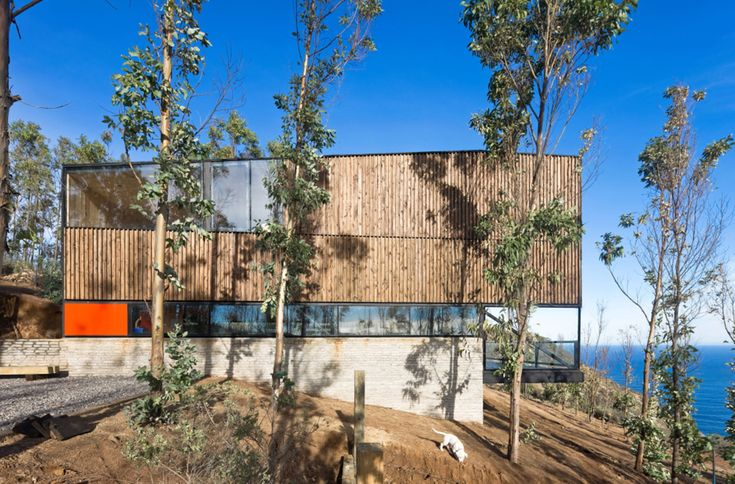 Gallery - Cortes House / WMR Arquitectos - 7
