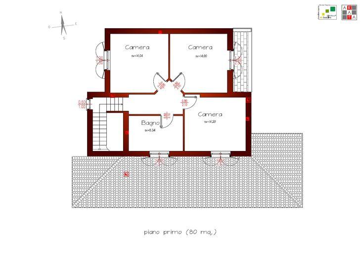 Villa Acanto - Piano Primo