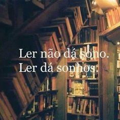 E muitos sonhos! #amoler