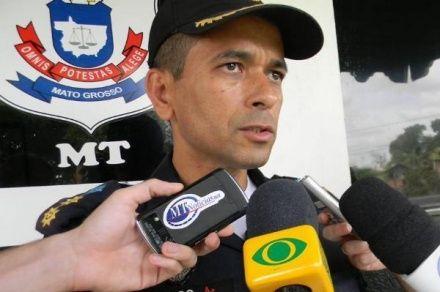 O coronel da Polícia Militar atuava por último como comandante regional em Tangará da Serra