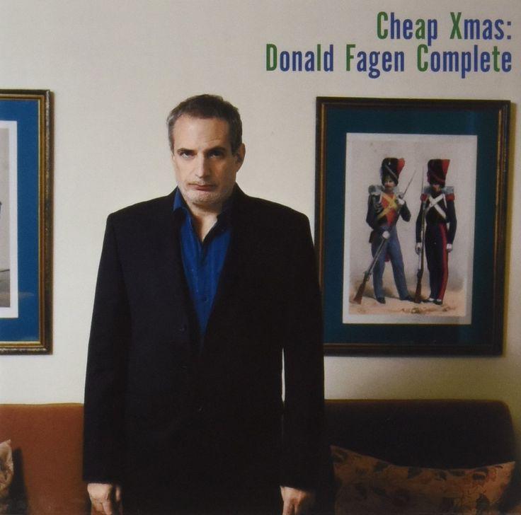 Amazon | チープ・クリスマス:ドナルド・フェイゲン・コンプリート | ドナルド・フェイゲン, チャック・ベリー 通販