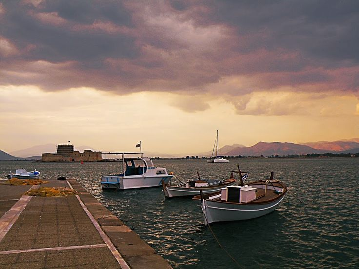 BOURTZI-NAFPLIO-GREECE