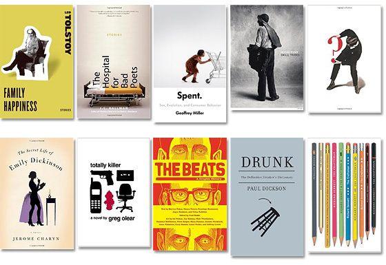 Лучшие книжные обложки — 2009 - Блог о книгах - Афиша