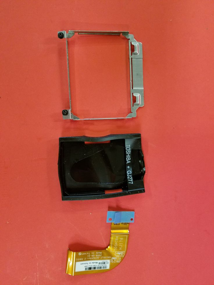 Dell Latitude D420 D430 Hard Drive METAL + RUBBER CADDY + Connector GJ277