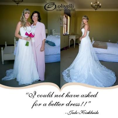What a beautiful bride AND mother-of-the-bride! Jade Kirkbride is wearing the Tenor dress from our Rosa Clara collection, while her mother looks SO good in her suit from our Magdalene collection. Congrats on the big day Jade, you looked gorgeous! #Bride #MotheroftheBride #Wedding #SouthAfrica
