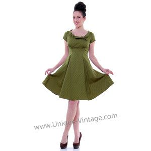 olive dresses 50's uk - Google Search