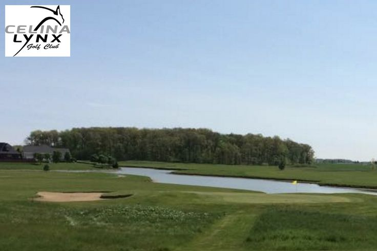 $15 for 18 Holes with Cart and Small Bucket of Range Balls at Celina Lynx Golf Club in Celina near Lima ($36 Value. Expires October 1, 2017!)
