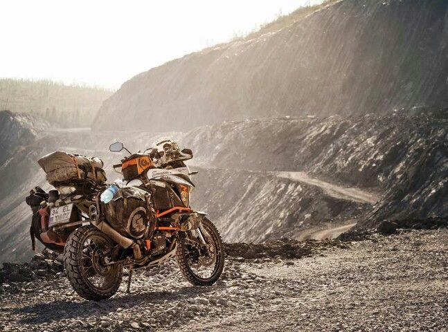 Road of Bones to Magadan. Ride must go on.