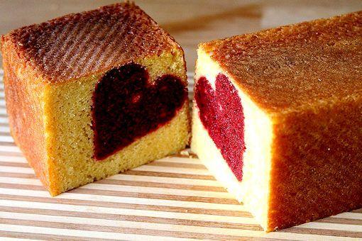 Sweetheart Pound Cake - Foodista.com