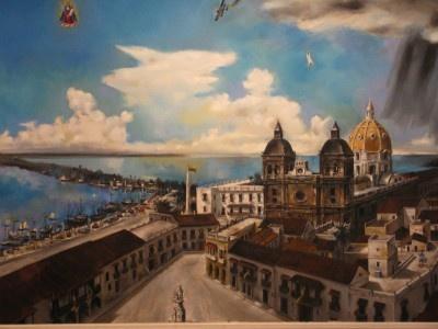 Cartagena by Enrique Grau