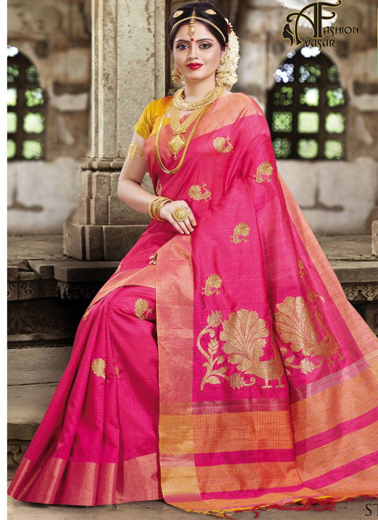 Pure Silk Sarees Online Shopping India