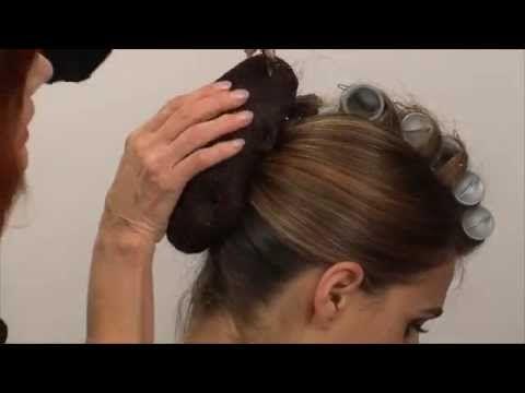 Sharon Blain Hair Padding