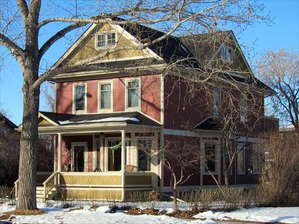 Inglewood, Calgary, Alberta, Canada for the This Old House 2013 Best Old House Neighborhoods
