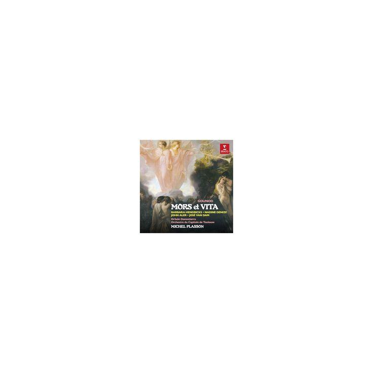 Barbara Hendricks - Gounod:Mors Et Vita (CD)