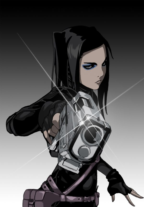 sekigan:  Ergo Proxy Fanart by Demonidras on DeviantArt
