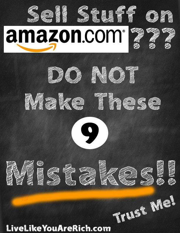 Wow...make more money but avoid the pitfalls on Amazon! very useful.