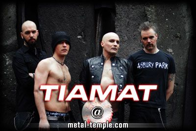 Johan Edlund (Tiamat) interview - Metal-Temple.com