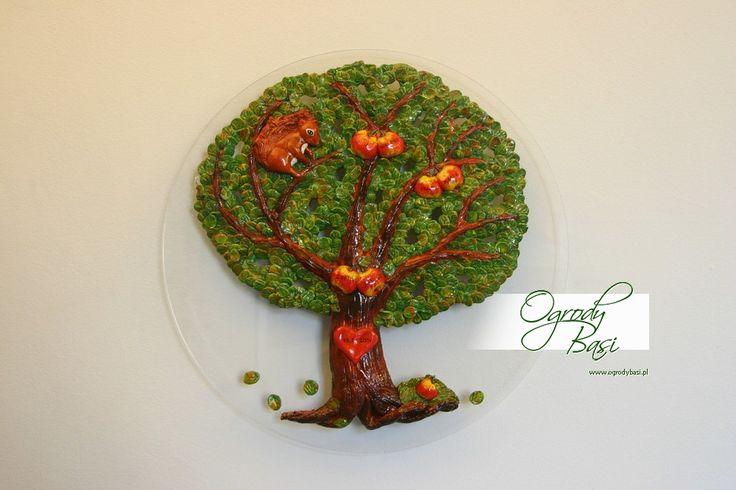 Drzewo genealogiczne rodziny rękodzieło , prezent na podziękowanie dla rodziców www.ogrodybasi.pl  #prezent #jubileusz #slub #podziękowanie  #podziękowanie_dla_rodziców #gody