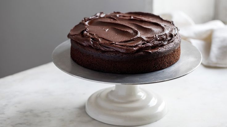 Ottolenghi World S Best Chocolate Cake