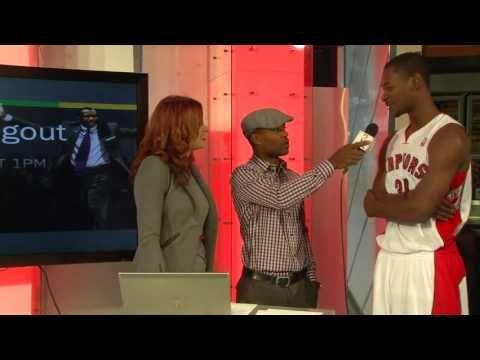 Raptors Media Day: Terrence Ross