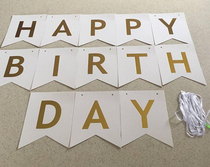 happy birthday banner , banner , happy birthday, birthday, girls bday, boys bday