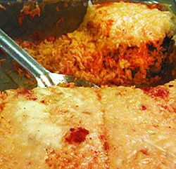 Imperial Rice - Arroz Imperial - one of my favorite cuban dishes, can't wait to make this! here's another link with a recipe - more detailed steps: http://www.food.com/recipe/arroz-imperial-con-pollo-imperial-rice-with-chicken-157125
