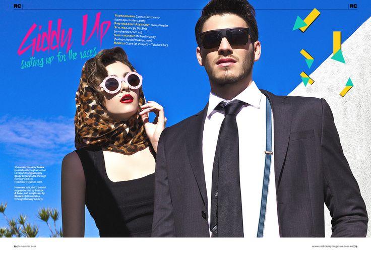 fashion spread from the latest issue of Rock Candy Magazine. http://issuu.com/rockcandymagazine/docs/rc_13_issuu