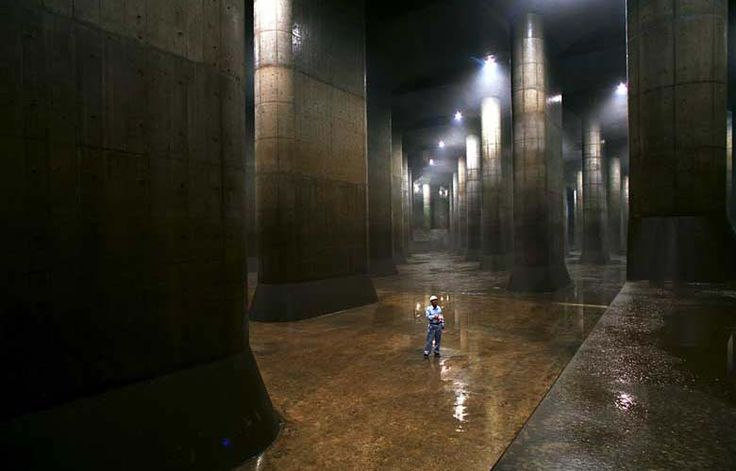 Impressive Storm Sewer System / Saitama, Japan 1121033921_japanesesewer-6 – ArchDaily