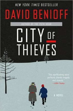 City of Thieves I have read this twice and it is good.  The author is a writer on The Game of Thrones TV series