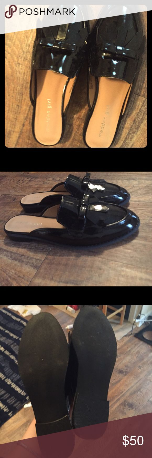 Steve Madden loafers! Worn for one hour. Steve Madden Shoes Flats & Loafers