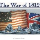 War of 1812 Foreign Policy, George Washington, John Adams, Thomas Jefferson, England, France, James Madison, Dolley Madison,  American rights, Fort McHenry, Fr...