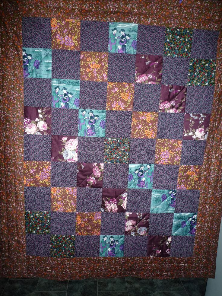 Quilt Made by C - BaRb