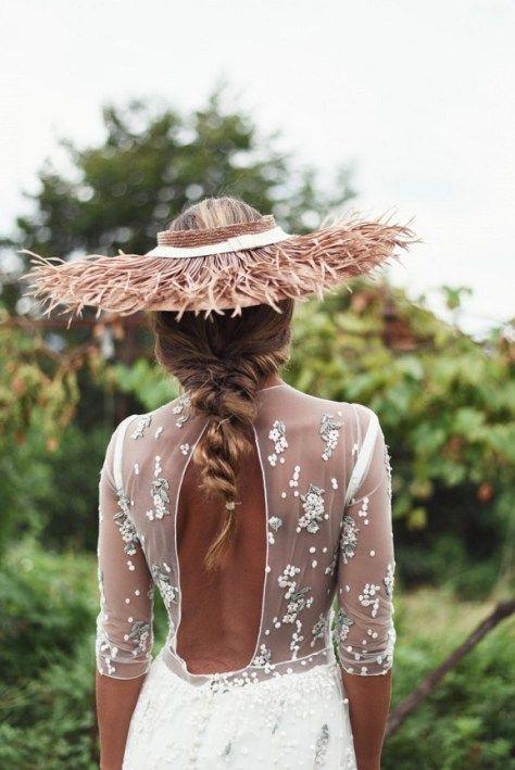 Gorgeous wedding dress with cut back wedding details,tea length sleeve wedding dress,spring wedding gown,bohemian wedding dress,boho wedding gown