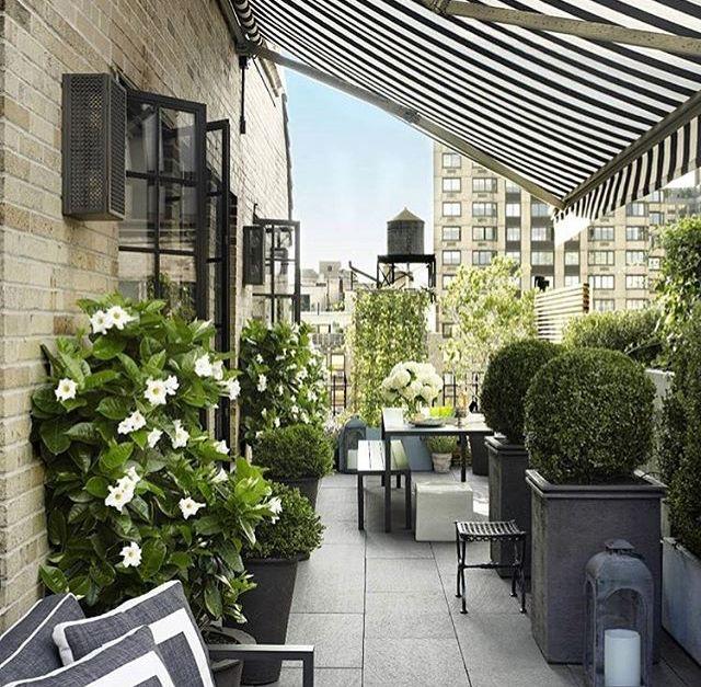 die besten 25 markise balkon ideen auf pinterest With markise balkon mit selbstklebende tapete schwarz weiss