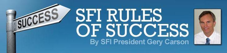 Regole SFI di Successo