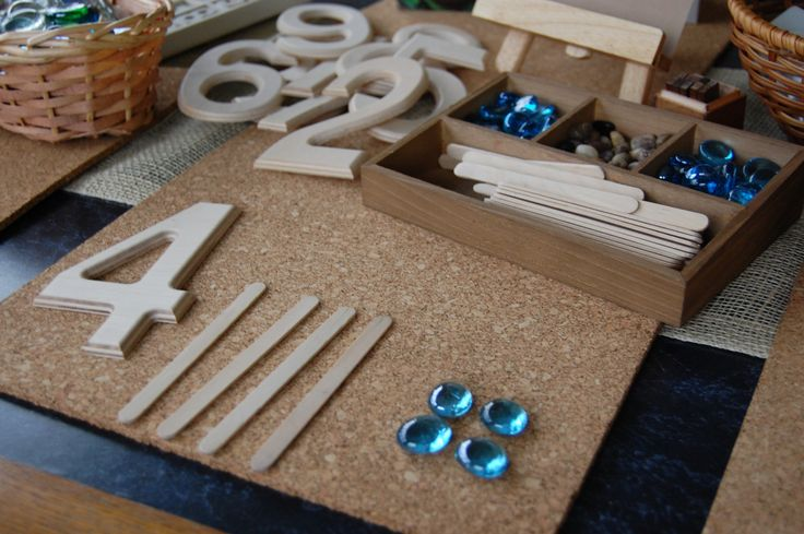 Reggio-inspired mathematics: number kit - Mathematics and Science in SD#38 (Richmond)