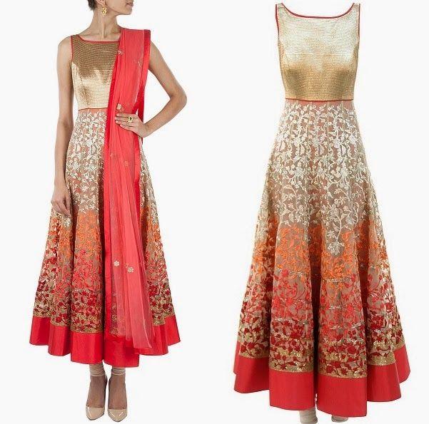 #anarkali #suits #indianfashion #indianwomen #empireline