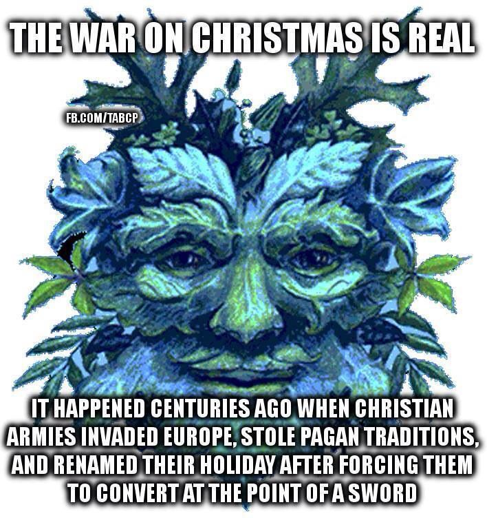 History Of The Christmas Tree Pagan: Pin By Beth Helton On Pagan Love!