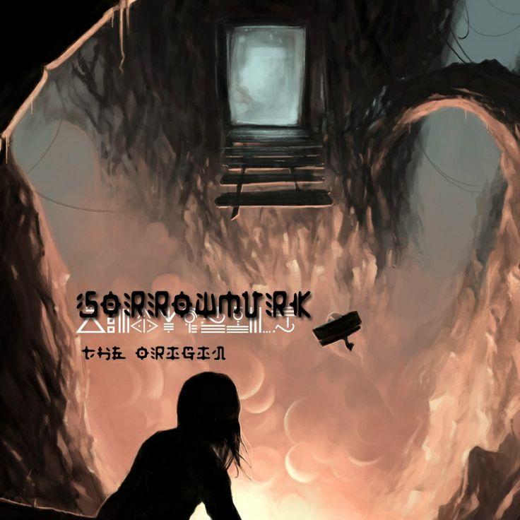 Cyril Rolando 2011 Sorrowmurk - The Origin [Sun Station Records] #albumcover