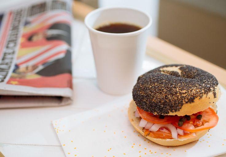 Best Bagels in Melbourne