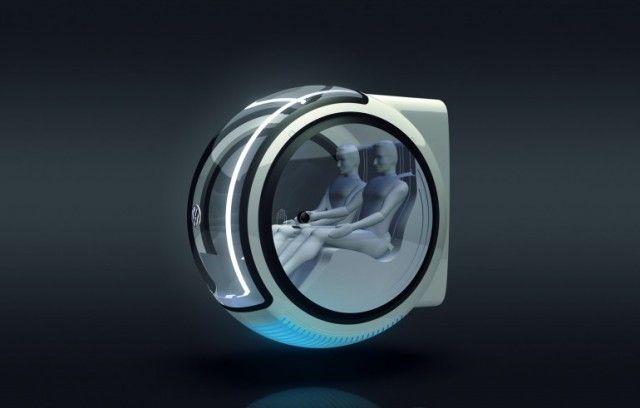 volkswagon concept car