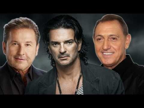 Ricardo Montaner, Ricardo Arjona, Franco de Vita EXITOS SUS MEJORES CANCIONES Romanticas En Español - YouTube