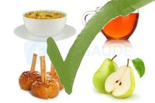 O que comer na dor de estômago