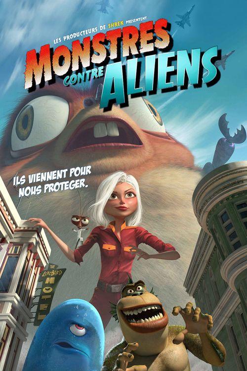 Watch Monsters vs Aliens (2009) Full Movie Online Free