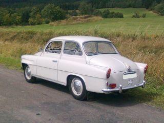 Škoda Octavia1962