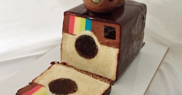Bake a Cake Worthy of #Instagram [VIDEO]